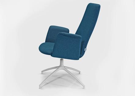 Produtos Soft Seating Poltrona Lounge York Lounge Atelier360