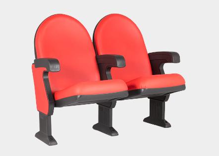 Cadeiras de Auditório Atenas Atelier 360