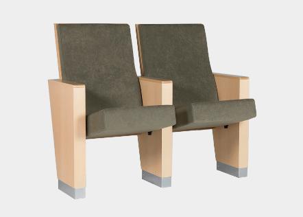 Cadeiras de Auditório Celanova Atelier 360