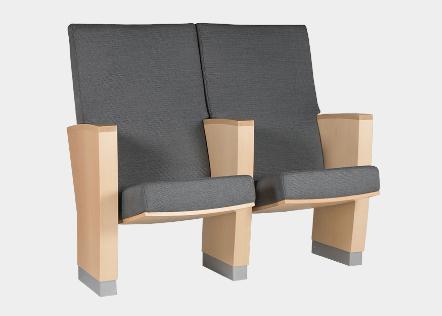 Cadeiras de Auditório Congress Atelier 360