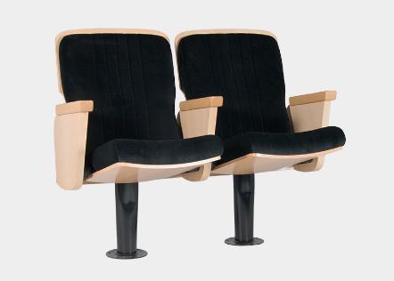 Cadeiras de Auditório Wagner Atelier 360